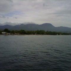 Photo taken at Sibulan Pier (Ferry Terminal) by Michelle A. on 9/12/2012