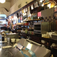 Photo taken at Eisenberg's Sandwich Shop by Winston on 3/8/2012