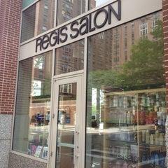 Photo taken at Regis Salon by Steve B. on 4/26/2012