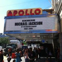 Photo taken at Apollo Theater by Karen S. on 8/29/2012