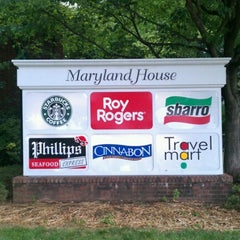 Photo taken at Maryland House Travel Plaza by Dawn E. on 6/25/2012