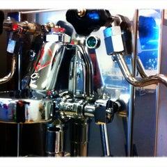 Photo taken at Sticky Cafe by Gordon W. on 4/9/2012