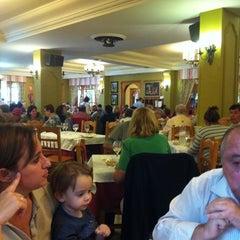 Photo taken at Restaurante Las Navas by Juan Antonio C. on 10/23/2011