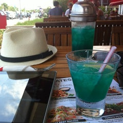 Photo taken at T.G.I. Friday's by Andrey S. on 7/22/2012
