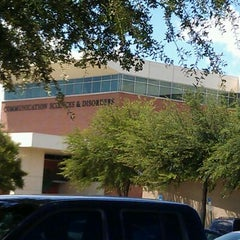Photo taken at Communication Sciences & Disorders by Tina D. on 8/25/2011