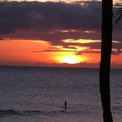 Photo taken at Kā'anapali Beach by Brock J. on 4/22/2011