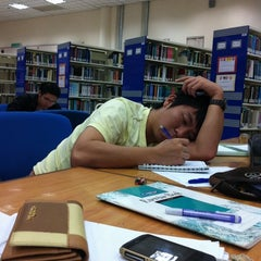 Photo taken at Siti Hasmah Digital Library by X.M on 5/7/2011