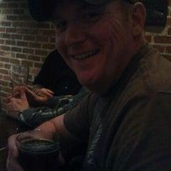 Photo taken at Half Moon Restaurant & Brewery by Heather M. on 4/13/2012