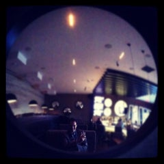 Photo taken at CHOP Steakhouse Bar by Michael L. on 6/2/2012