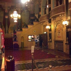 Photo taken at Oriental Theatre by Lavesa G. on 1/1/2012