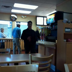 Photo taken at Bojangles' Famous Chicken 'n Biscuits by Paul G. on 11/13/2011