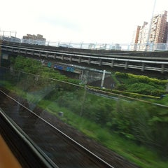 Photo taken at 捷運忠義站 MRT Zhongyi Station by Petra L. on 8/26/2012