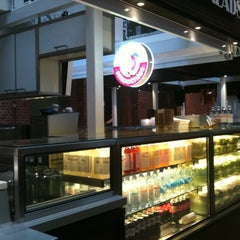 Photo taken at Central Station Food Court by Linus C. on 10/18/2011