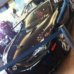 Photo taken at Meade Lexus of Southfield by Joann B. on 8/6/2012