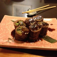 Photo taken at FuGaKyu Japanese Cuisine by Allie T. on 3/4/2012