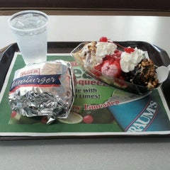 Photo taken at Braum's Ice Cream & Dairy Store by Thomas O. on 3/5/2012