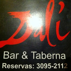 Photo taken at Dali Bar & Taberna by Barbara B. on 2/19/2011