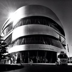 Photo taken at Mercedes-Benz Museum by Teymur M. on 8/19/2012