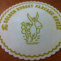 Photo taken at The Golden Nugget Pancake House by Alex J. on 12/29/2011
