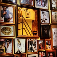 Photo taken at Moscot by Ashley S. on 8/29/2012