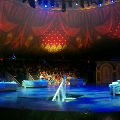 Photo taken at Peter Pan The Show by Kyle d. on 10/30/2011