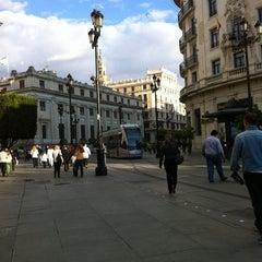 Photo taken at Metrocentro T1 - Plaza Nueva by Saray P. on 4/30/2012