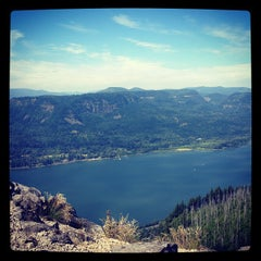 Photo taken at Angels Rest by Paul F. on 8/9/2012