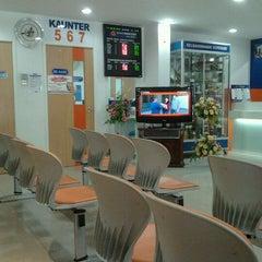 Photo taken at Bank Rakyat Caw. K.Terengganu by rasip on 3/28/2012