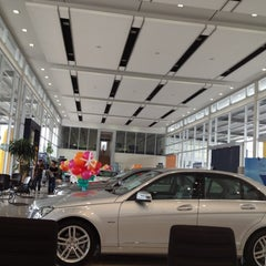 Photo taken at Benz Praram 3 (เบนซ์ พระราม 3) by Sonny S. on 6/16/2012