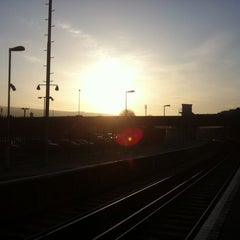 Photo taken at Lewes Railway Station (LWS) by Russ M. on 3/26/2012