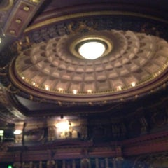 Photo taken at Palace Theatre by Martin H. on 3/6/2012