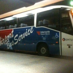 Photo taken at Airport Bus Service by Lucilia M. on 6/9/2011