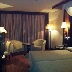 Photo taken at Hotel Córdoba Center by Jorge A. on 12/27/2011
