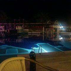 Photo taken at Orange County Swimming Pool by Анютка m. on 8/21/2012