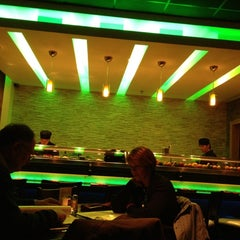 Photo taken at Kochi Japan Hibachi & Grill by Tinyee H. on 12/17/2011