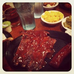 Photo taken at Williamson Bros Bar-B-Q by James S. on 11/23/2011