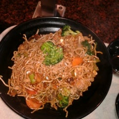 Photo taken at YC'S Mongolian Grill by Pamela J. on 1/22/2012