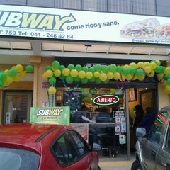 Photo taken at Subway by Rony F. on 6/11/2012