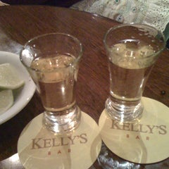 Photo taken at Kelly's Bar by Eric K. on 12/24/2011