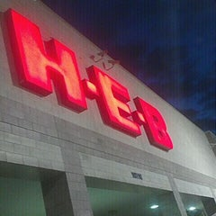 Photo taken at H-E-B by Chad B. on 12/18/2011