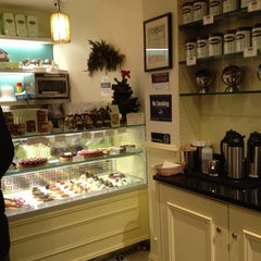 Photo taken at Financier Patisserie by Tosca D. on 12/30/2011