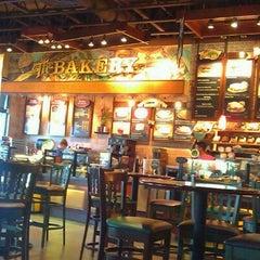Photo taken at Paradise Bakery & Cafe by Joshua B. on 7/20/2011