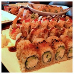 Photo taken at Blue Sushi Sake Grill by Bruce B. on 8/8/2012