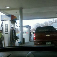 Photo taken at Sunoco Northbound by Melody d. on 11/27/2011