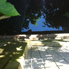Photo taken at Licton Springs Park by Matthew C. on 8/4/2012