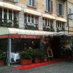 Photo taken at Rugantino by Linda S. on 1/16/2011