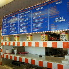 Photo taken at Pappa Geno's Steak & Cheese by Gerrit S. on 1/3/2012
