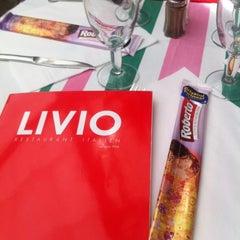 Photo taken at Chez Livio by Matthieu P. on 7/17/2012