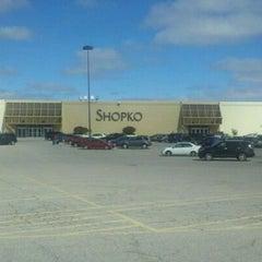 Photo taken at Shopko by Jenn K. on 10/1/2011