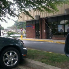 Photo taken at Bank of America - North Bethesda by Datboy on 8/18/2011